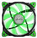 Cooler 120x120mm Akasa Vegas com LED Verde - AKFN091GN