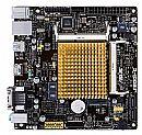 Kit Placa Mãe ASUS J1800I-C/BR + Processador Celeron Dual Core J1800 - DDR3 1333 - Mini ITX - Open Box