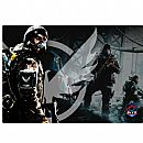 Mouse Pad Bits Gamer The Division - 250 x 360mm - Grande