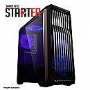 PC Gamer Bits Starter - Intel® i3 9100F, 8GB, HD 1TB - RX 560D 4GB