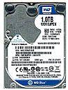 HD 1 TB para Notebook Western Digital - 8MB Cache - WD10JPCX