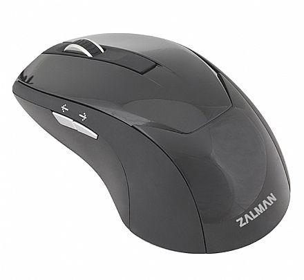 Mouse Gamer Zalman ZM-M200 - 1000dpi - 5 botões