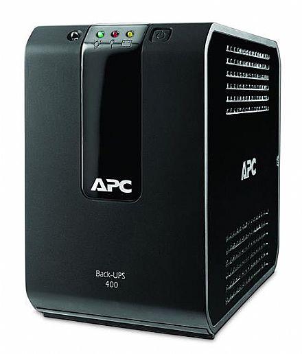 No-Break 400VA APC Back-UPS BZ400-BR - 115V Monovolt - Open Box