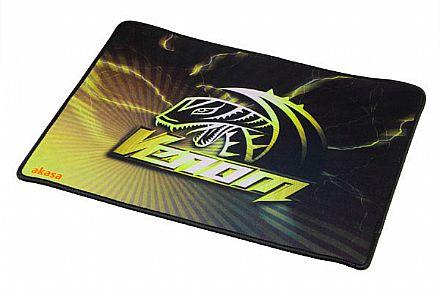 Mouse Pad Akasa Venom - Alta precisão gaming - AK-MPD-02YL