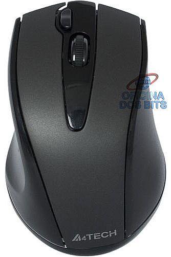 Mouse sem Fio A4Tech G9-500 Padless 2.4GHz - 2000dpi - USB - funciona em qualquer superficie