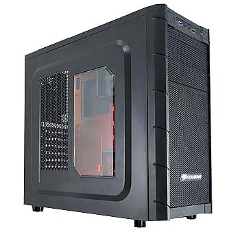 Gabinete Cougar Archon - The Ultimate Gaming Case - Interior Laranja - USB 3.0 e Audio Frontal