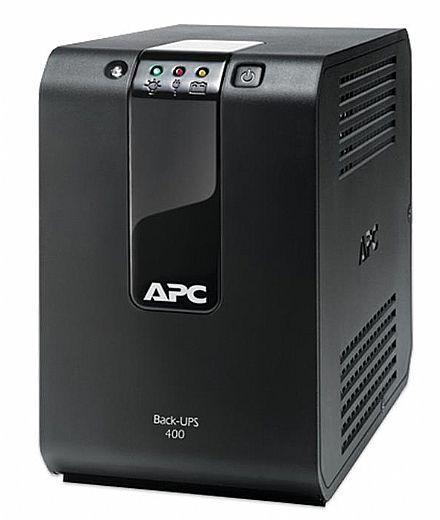 No-Break 400VA APC Back-UPS BZ400BI-BR - Bivolt