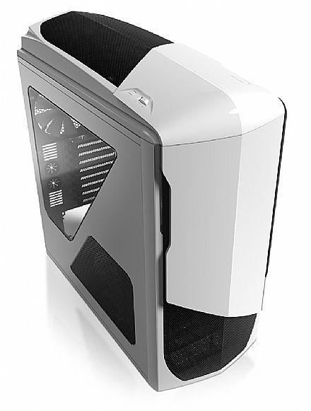 Gabinete NZXT Phantom 530 - Janela Lateral em Acrílico - USB 3.0 - Branco - CA-PH530-W1