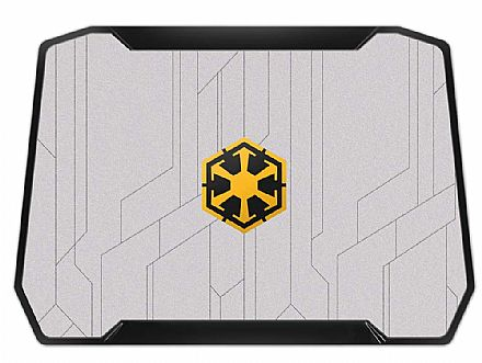 Mouse Pad Razer StarWars: The Old Republic - Revestimento antiderrapante e aderente