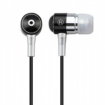 Fone de Ouvido Multilaser PH059 - com Microfone