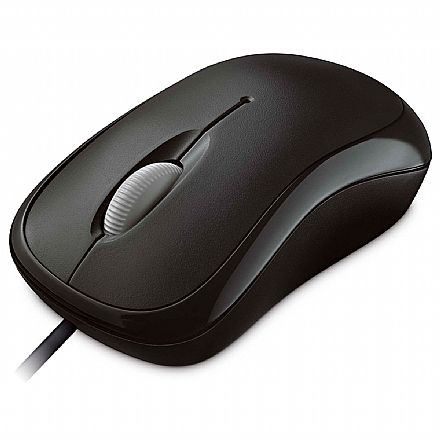 Mouse Microsoft Basic Optical - USB - P58-00061