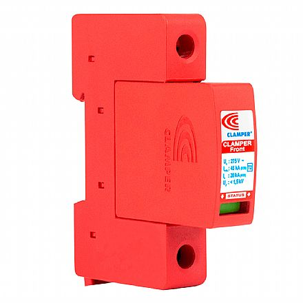 Protetor Contra Surto Clamper VCL 275V 45KA Slim - DPS - 3985
