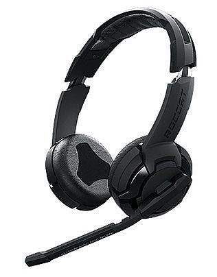 Headset Roccat Kulo Stereo - Conector P2 3.5mm - ROC-14-602