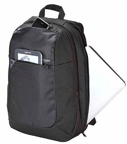 "Mochila Targus Ultralight TSB515US - para notebooks até 15.6"""