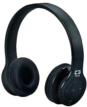 Fone de Ouvido Bluetooth C3 Tech H-W530B
