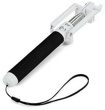 Bastão para Selfie - com Bluetooth - Branco - TP0002B