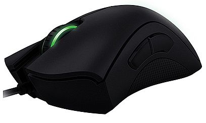 Mouse Razer Deathadder Essential - 6400dpi - 5 Botões - RZ01-02540100-R3U1