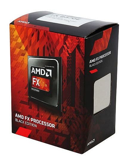 AMD FX-8370E Octa Core - 3.3GHz (Turbo 4.3GHz) cache 16MB - AM3+ TDP 95W