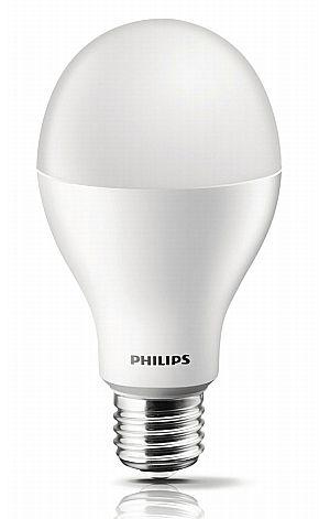 Lâmpada LED 6.5W Philips Bivolt - Soquete E27 - Cor 6500K - Bulbo A55