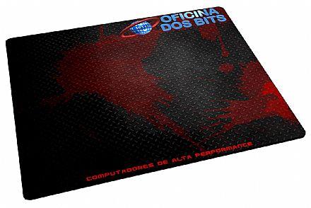 Mouse Pad Bits - 220 x 175 x 2mm - Textura de Manchas