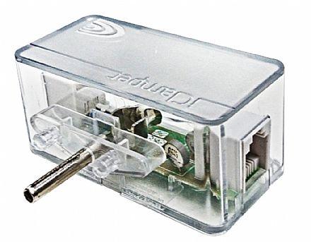 Plug iClamper Tel - Protetor para telefone - DPS - Transparente