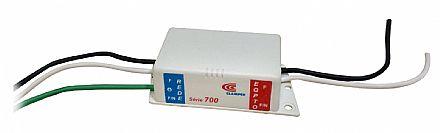 Protetor DPS Clamper 722.B.010.220-S20kA - para iluminação LED