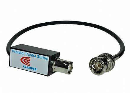 Protetor Clamper para equipamentos de comunicação de dados via cabo coaxial 811.X.015/BNC FM-MC - 7588