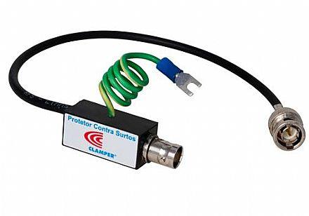 Protetor DPS Clamper 822.X.015/BNC FM-MC RF75 - para câmeras