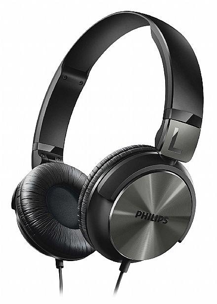 Fone de Ouvido Philips SHL3160BK/00 - Preto