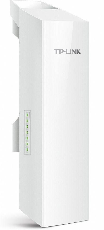 CPE TP-Link CPE510 - Wi-Fi Externo de Alta Potência de Transmissão 500mW- 5GHz - PoE - Impermeável - Antena 13dBi