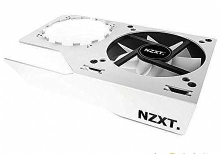Suporte para Water Cooler NZXT Kraken G10 - com ventoinha - Branco - RL-KRG10-W1