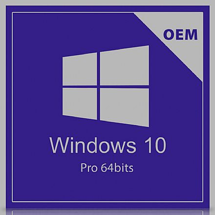 Windows 10 Professional COEM 64 bits - FQC-08932