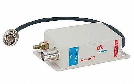 Protetor Clamper S800 Coaxial - 822.X.015/BNC FM-MC RG-59C - 4137
