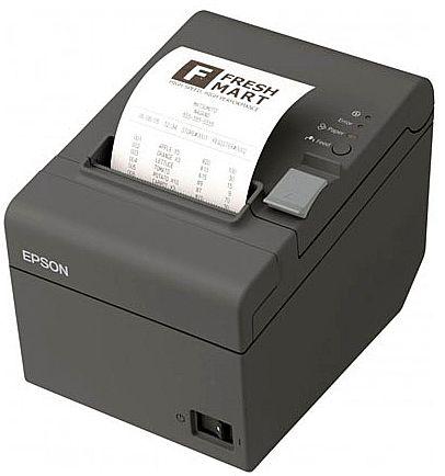 Impressora Térmica Epson TM-T20 - Não Fiscal - USB - BRCB10081