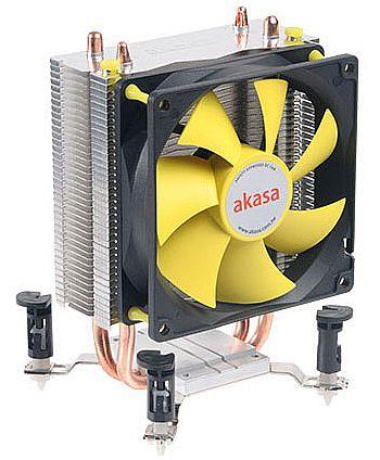 Cooler Akasa Venom Atto - (AMD/Intel) - AK-CC4012EP01
