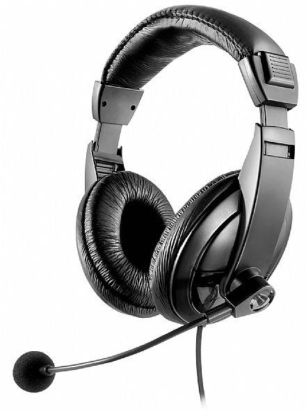 Headset Multilaser Giant - P2 - PH049