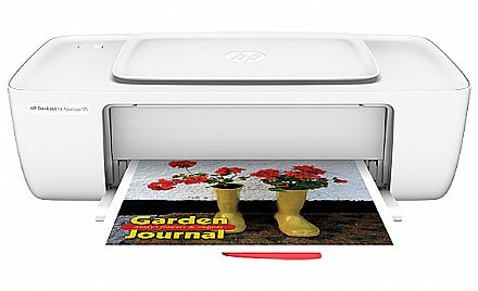 Impressora HP Deskjet Ink Advantage 1115 - F5S21A