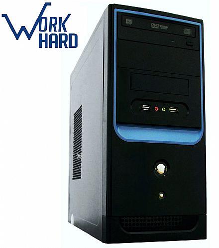 Computador Bits WorkHard - Intel Core i5, 8GB, HD 500GB, DVD-RW, Intel HD Graphics 2500, FreeDos