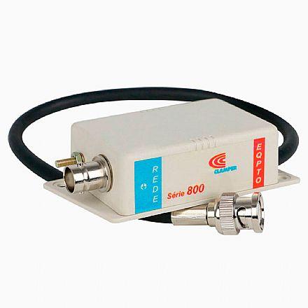 Protetor DPS Clamper 822.X.050/BNC FM-MC RF75