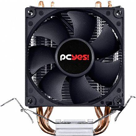 Cooler PCYes Zero K Z1 (AMD / Intel) - ACZK180