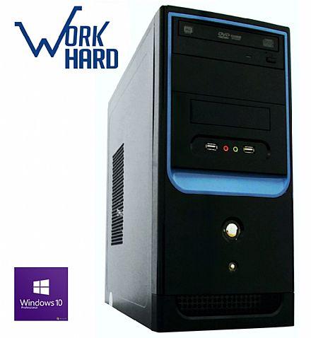 Computador Bits WorkHard - Intel Core i5, 8GB, HD 500GB, DVD-RW, Intel HD Graphics, Windows 10 Professional