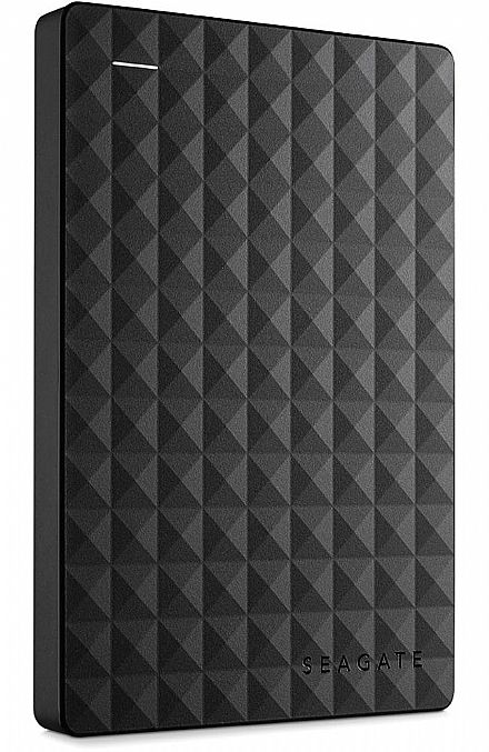 HD Externo Portátil 4TB Seagate Expansion - USB 3.0 - STEA4000400