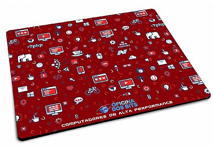 Mouse Pad Bits - 220 x 175 x 2mm - Bits Geek