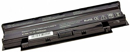 Bateria para Notebook Dell Inspiron - 6 celulas - BC075