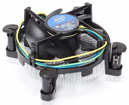 Cooler para Intel - Soquete 1150 / 1151 / 1155 / 1156