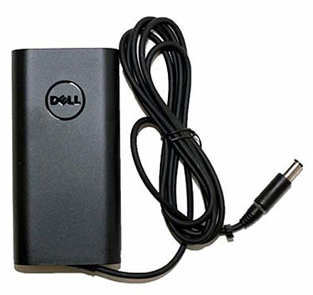 Fonte para Notebook Dell Original - 90W - 19.5V - 4.62A - pino 7.4 x 5.0mm - 6C3W2 / LA90PM13