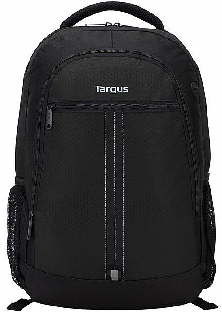 """Mochila Targus Sport City Black - TSB89004 - para notebooks de até 15.6"""""""