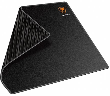 Mouse Pad Gaming Cougar Speed 2 L - Grande - 450 x 400mm - CGR-XBRON5L-SPE