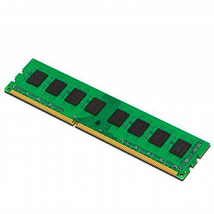 Memória 2GB DDR2 800MHz