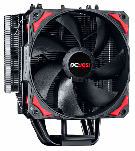 Cooler PCYes Zero K Z4 (AMD / Intel) - ACZK4120